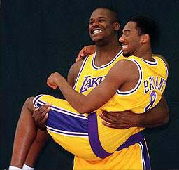Shaq vs Kobe
